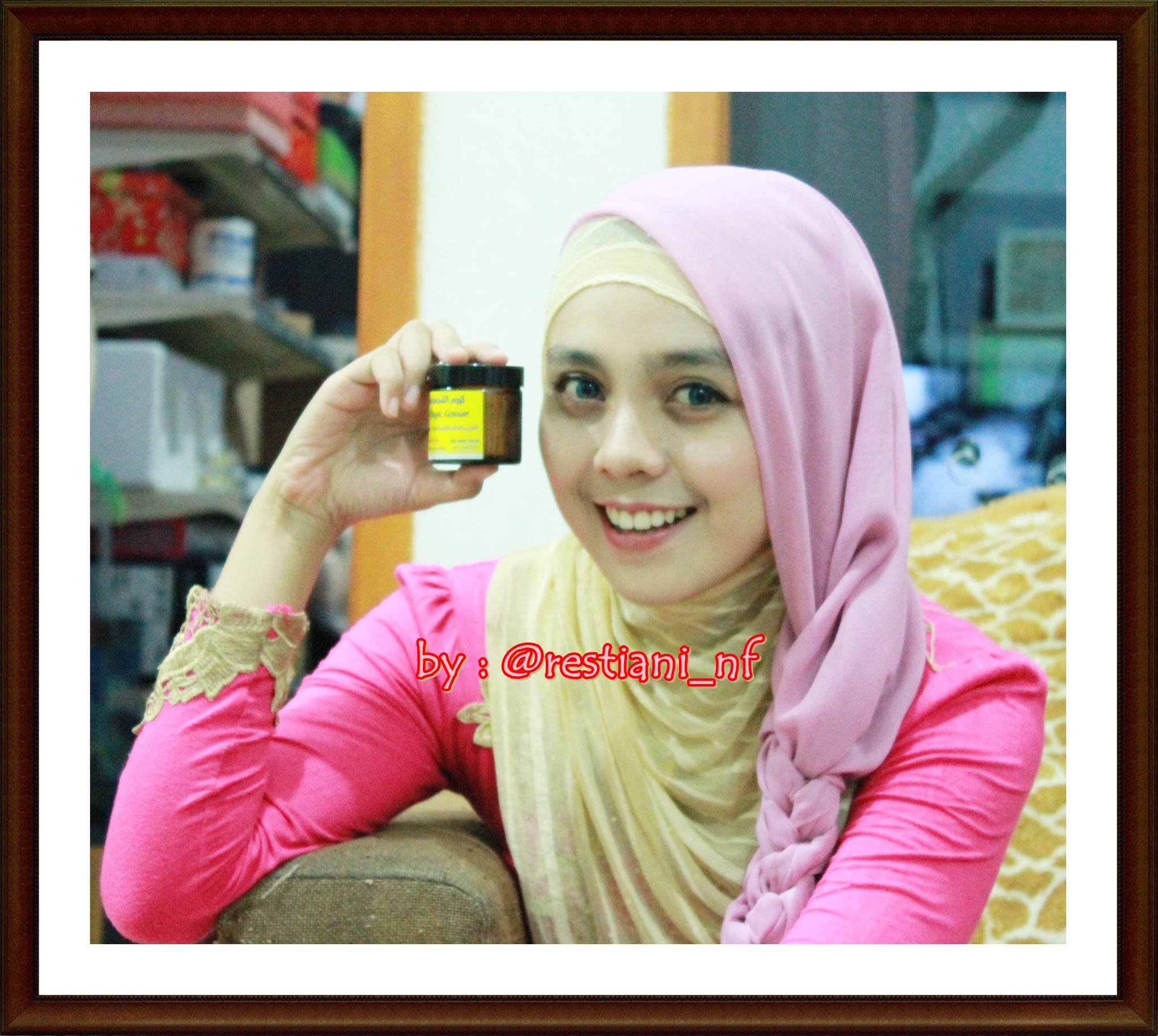 Beauty Magic Cream Krim Arab Pemutih Wajah Sekaligus