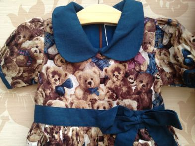 Jessica Teddy Bear IDR 155.000