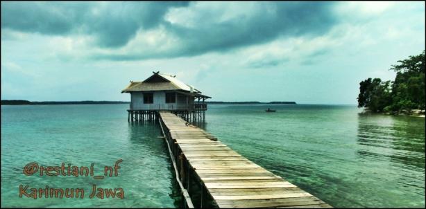 Pulau Tengah - Karimun Jawa